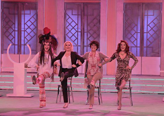 "Regresa ""Menopausia, el Musical"""