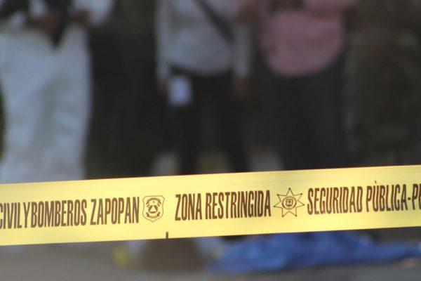 Muere un hombre mientras recibía atención tras ser baleado en Zapopan