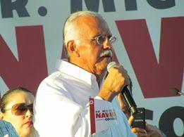 Navarro pide el voto para cambiar Nayarit