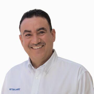 Víctor Chávez promete apoyar a localidades serranas