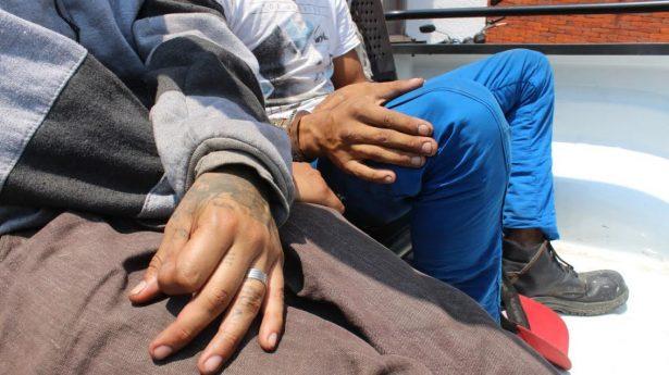 Policias de Zapopan frustran robo a farmacia en Las Águilas