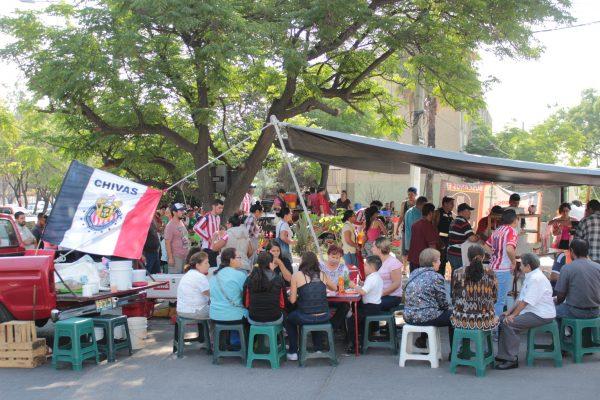 Se acabaron las 400 tortas prometidas por el triunfo de Chivas