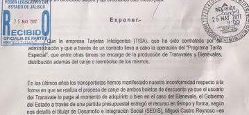 Exigen transportistas auditoría a empresa TISA y que se hagan públicos los resultados