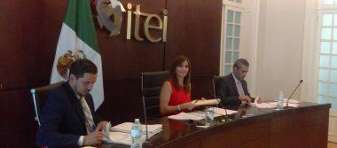 Todos los aspirantes a la presidencia del ITEI tienen las mismas oportunidades y reglas