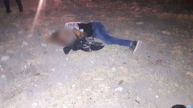 Localizan los cadáveres de tres hombres, en Lagos de Moreno