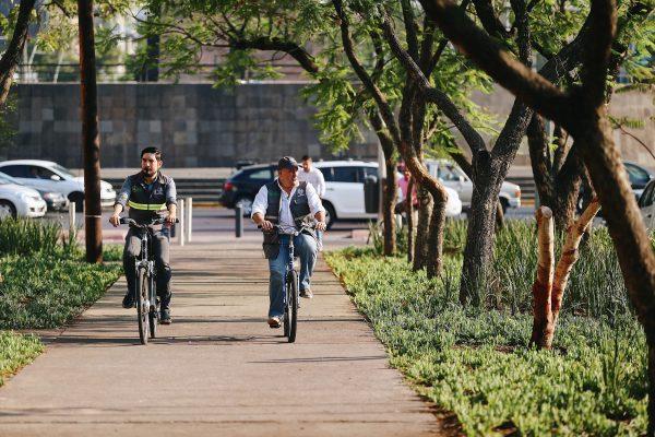 Impulsarán la movilidad no motorizada
