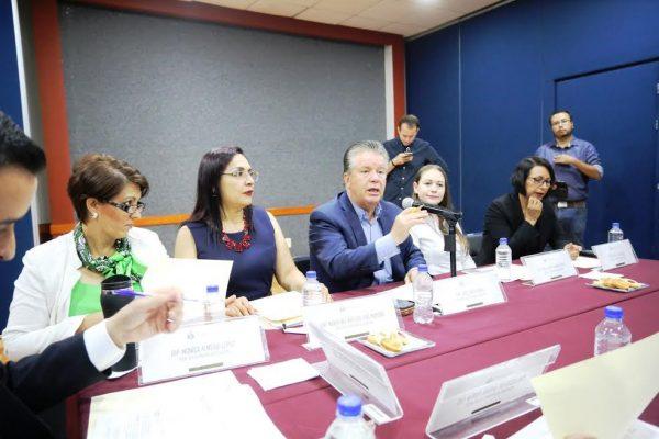 Evaluarán el desempeño administrativo de la SEJ: diputado José García Mora