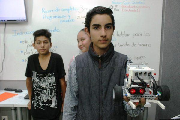 Buscará Jalisco primer lugar en concurso de Robótica de la SCT