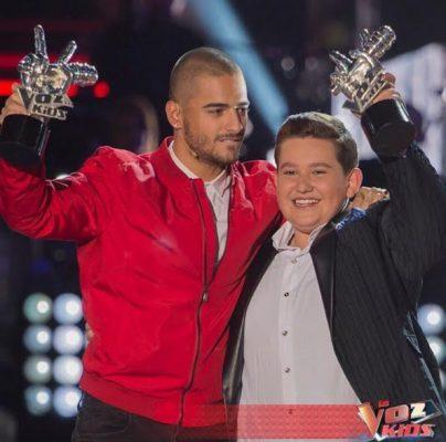 """Eduardo Barba de Jalisco gana """"La Voz Kids"""""""