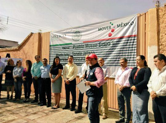 Crearán corredor peatonal dedicado a la muerte en Tonalá