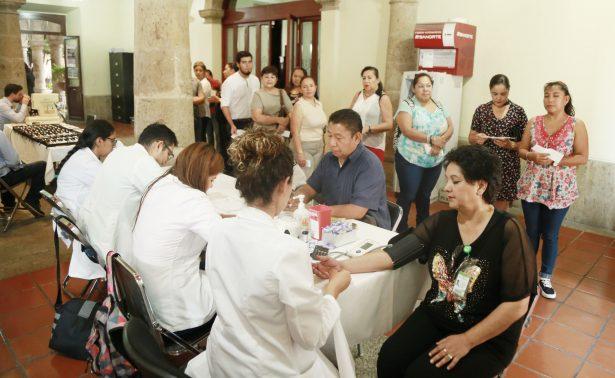 Semana de la Salud en el Poder Judicial