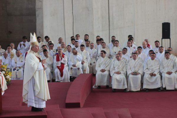 Combatir inseguridad, reto de  nuevos gobiernos: Arzobispo