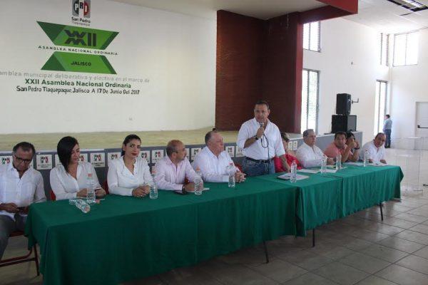 El PRI está de pie: Héctor Pizano Ramos