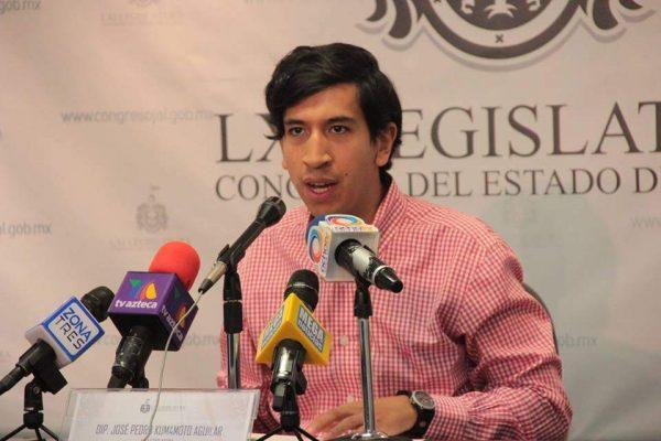 Largo plazo para fiscales general y anticorrupción: Pedro Kumamoto