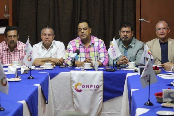Confío en México cree en una segunda vuelta