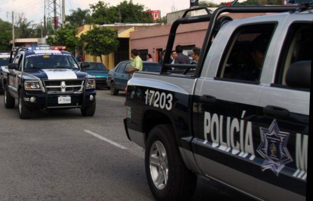 Se dispara accidentalmente un policía de Tlaquepaque con su arma de cargo