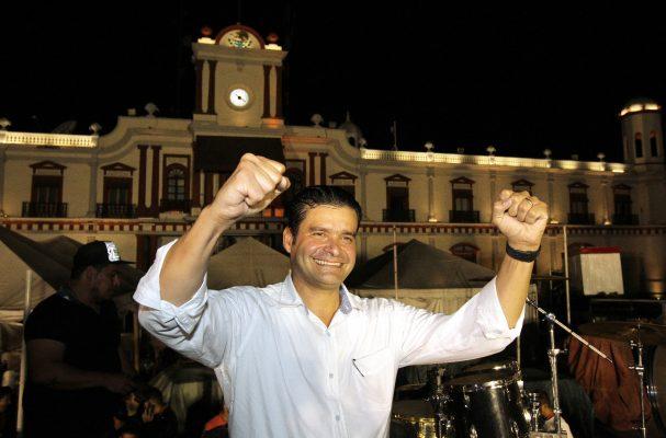 Antonio Echevarría virtual ganador de la elección a gobernador en Nayarit indica PREP