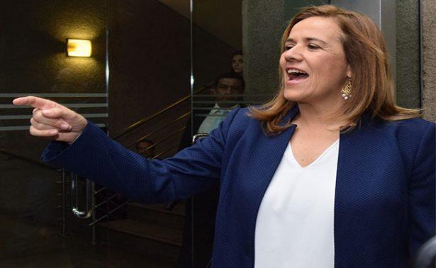 Anaya defiende las alianzas; Zavala dice que pueden solos