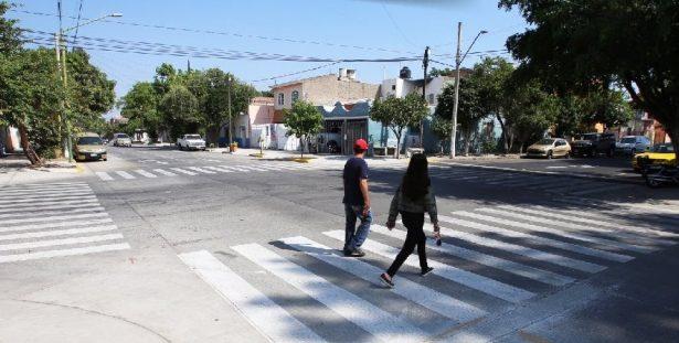 Estrenan en la Blanco y Cuéllar 16 kilómetros de calles pavimentadas
