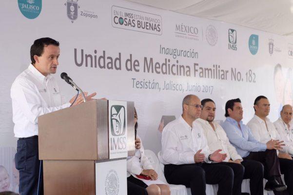 Mejora surtimiento de medicinas en el IMSS: Arriola