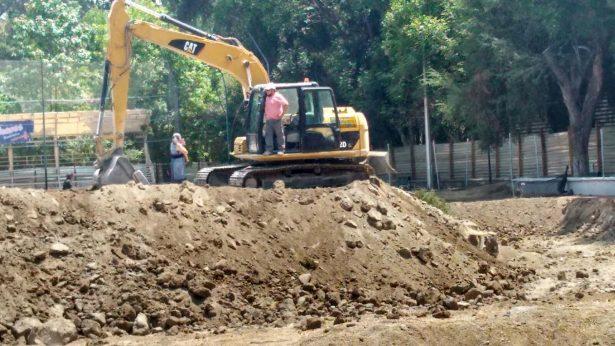 Vecinos del Parque San Rafael detenien obras