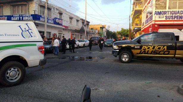 Ejecutan a vendedor de carros en Guadalajara
