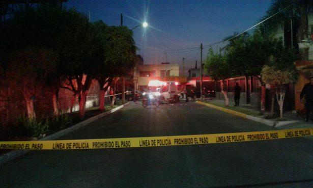 Asesinan a dos hombres en Guadalajara