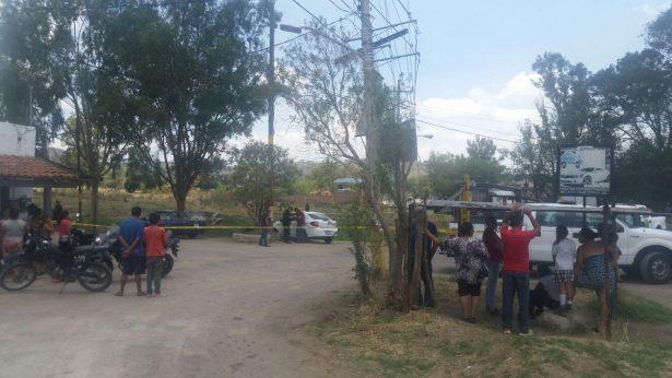 Atacan con armas largas a cuatro custodios del penal de máxima seguridad de Puente Grande