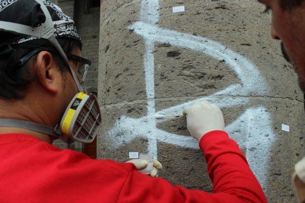 Tras vandalismo, restaurarán Teatro Degollado