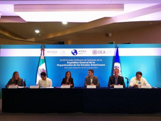 Premia la OEA a Jalisco por su estrategia de planificación y evaluación