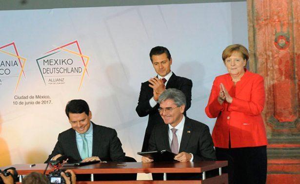 Libre comercio, nuestra guía en las negociaciones, afirma Peña Nieto