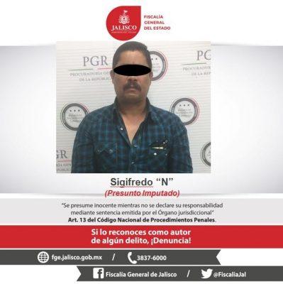 Capturan a homicida en Estados Unidos y lo deportan a Jalisco