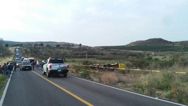 Sube a cuatro el número de víctimas mortales del accidente de camión en Jesús María