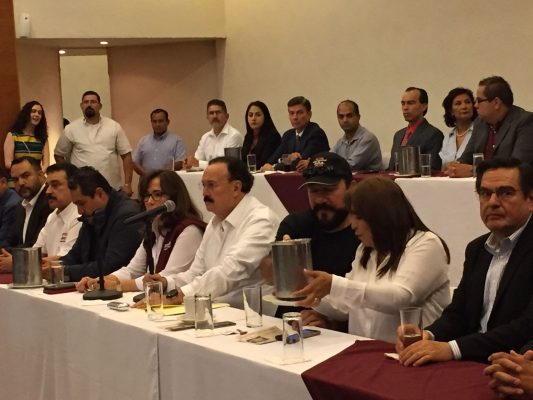 Enrique Michel Velasco se sumó al Partido Morena en Jalisco