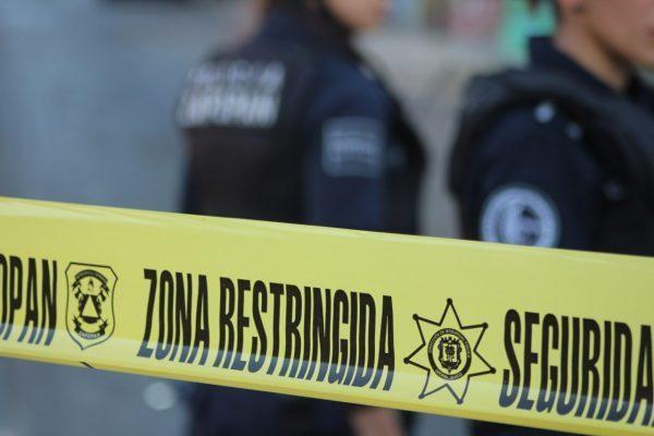 Asesinato de policía, ligado a sus actividades laborales