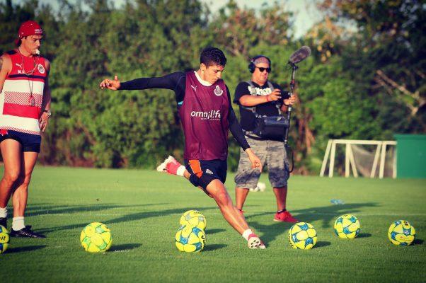 Zaldívar de Chivas quiere dejar lesiones atrás