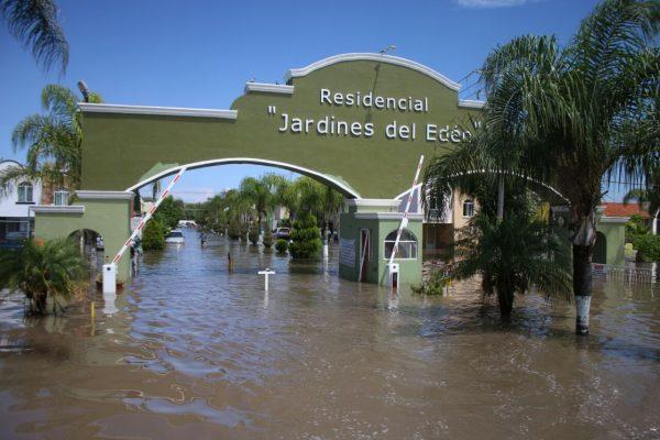 Tlajomulco preparado ante inundaciones