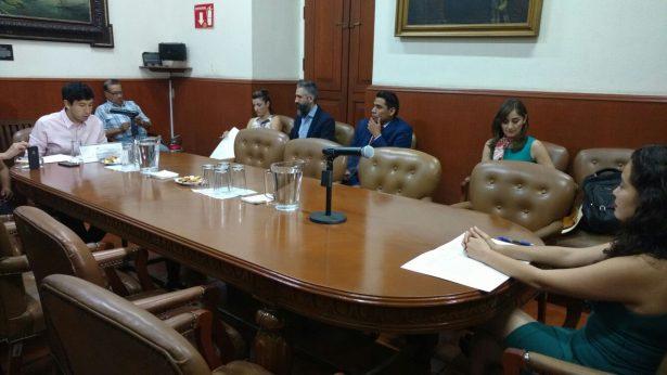 [En vivo] Comparecencia de aspirantes a la Presidencia del Itei