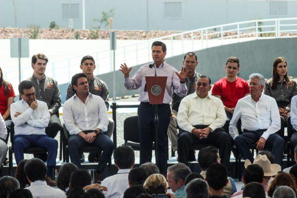 Rechaza Peña Nieto acusaciones de espionaje en su gobierno