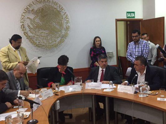 Ahora sí están las condiciones políticas para sacar la reforma constitucional anticorrupción: PRI, MC