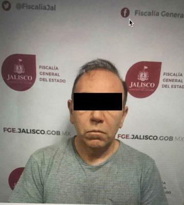 Detienen en Jalisco a ex secretario de Salud de Oaxaca