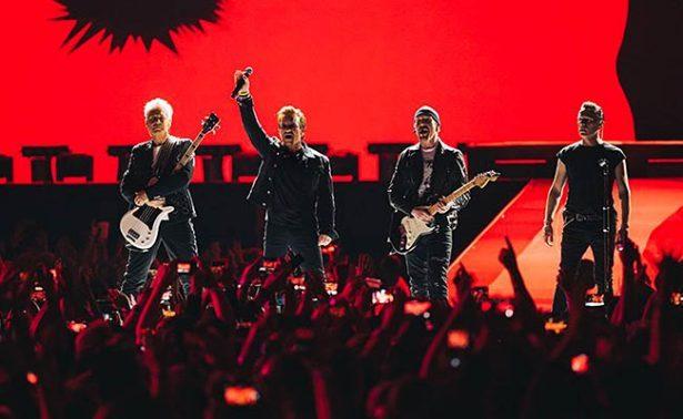 U2 regresa a México