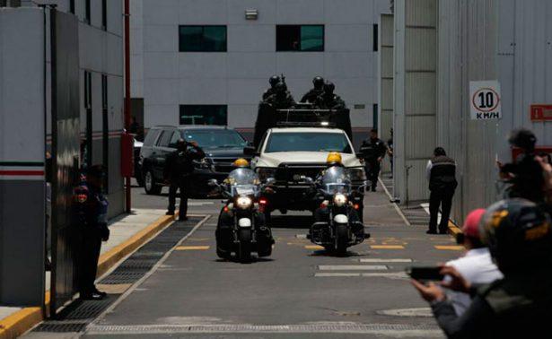El lunes se extradita a Javier Duarte a México: Presidente de Guatemala