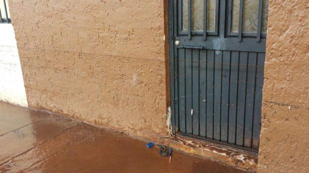 Lluvia causa estragos en Tepatitlán
