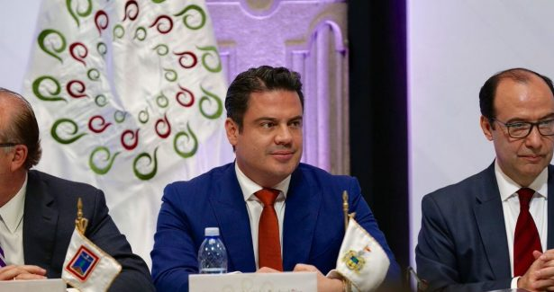 Destaca Aristóteles Sandoval en Conago avances en materia educativa de Jalisco