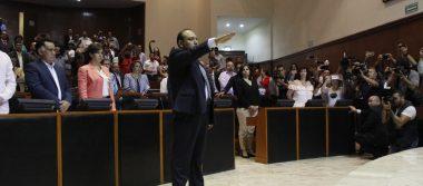 Alfonso Hernández Barrón es el nuevo presidente de la Comisión Estatal de Derechos Humanos