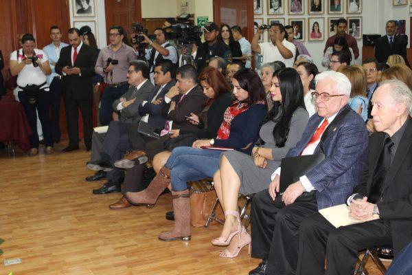 Congreso conmemora el Bicentenario del Natalicio de Mariano Otero