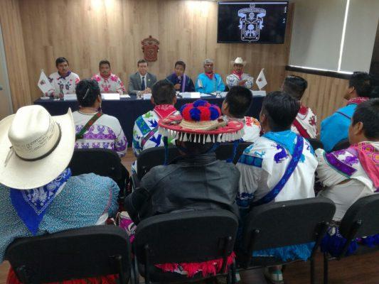 Comunidades indígenas de Jalisco piden recuperación de sus tierras