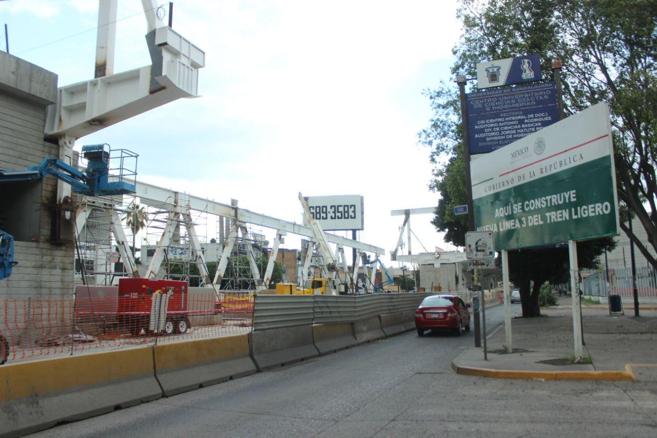 Anuncian dos cierres más por Línea 3 de Tren Ligero