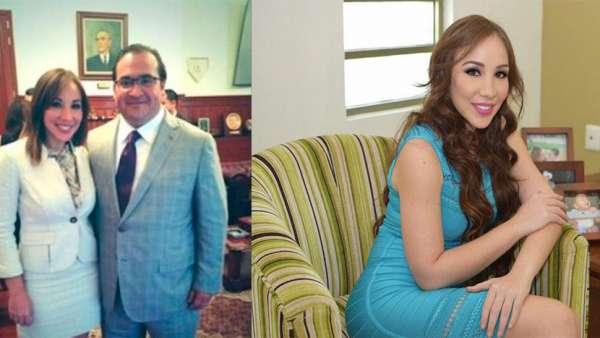 Detienen a novia de Javier Duarte en Vallarta